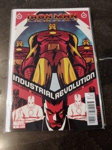Iron Man: Legacy #6 (2010)