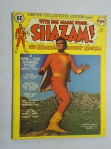 Limited Collectors' Edition #35 Shazam Treasury 4.0 VG Bagged and Boarded (1975)