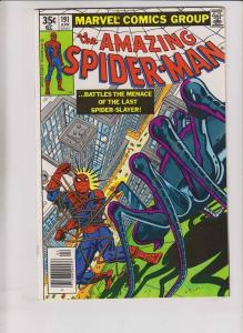 Amazing Spider-Man #191 VF april 1979 - spider-slayers - marv wolfman - pollard