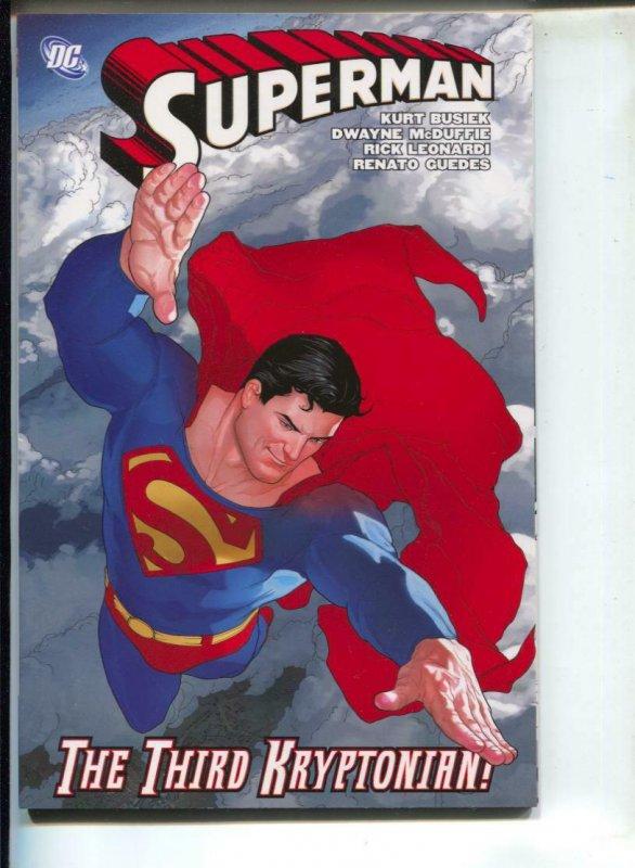 Superman: The Third Kryptonian!-Kurt Busiek-TPB-trade