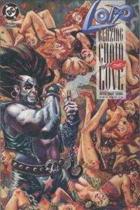 Lobo (1990 series) Blazing Chain of Love #1, NM (Stock photo)