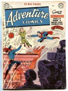 Adventure Comics #155 1950- FRAZETTA- Superboy-  G/VG