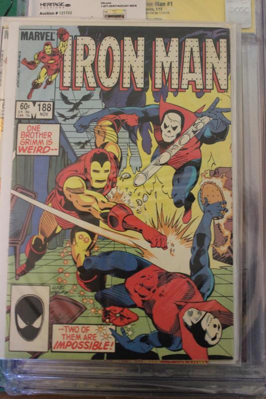 Iron Man 188  VF