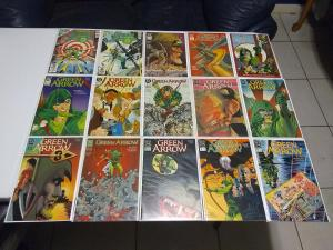 GREEN ARROW LOT of 43LOWEST POSSIBLE & BEST DEAL ON eBayIncludes Four #1's!!