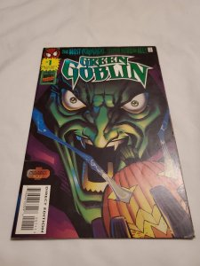 Green Goblin 1 Very Fine- Cover by Scott McDaniel