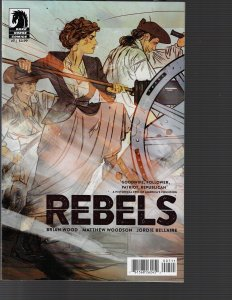 Rebels #7 (Dark Horse, 2015)