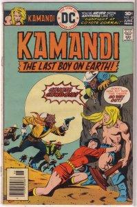 Kamandi   vol. 1   #42 GD