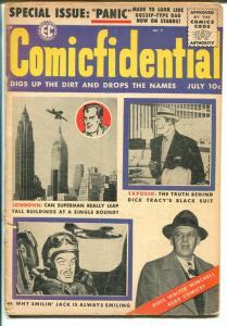 Panic #9 1955-EC-Joe Orlando-Bill Elder-Wally Wood-G MINUS