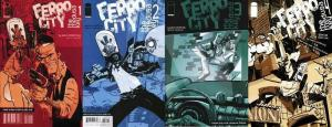 FERRO CITY (2005 IM) 1-4  COMPLETE!