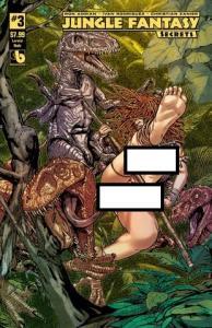 JUNGLE FANTASY SECRETS #3 Lorelei Adult Cover Variant