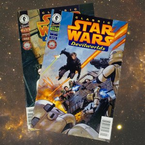STAR WARS: DEVILWORLDS SET 1-2
