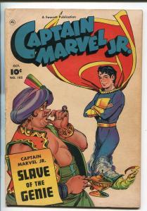 CAPTAIN MARVEL JR. #102 1951-FAWCETT-GENIE-FOREST FIRE-fn minus