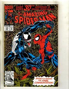 The Amazing Spider-Man # 375 VF/NM Marvel Comic Book Venom Mary Jane J383