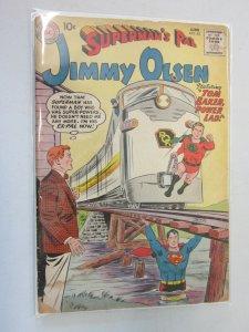 Superman's Pal Jimmy Olsen #45 H20 Damage 2.0 (1960)