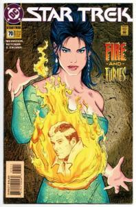 Star Trek #70 (DC, 1995) VF/NM