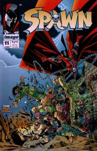 Spawn #11 - Early Spawn - NM