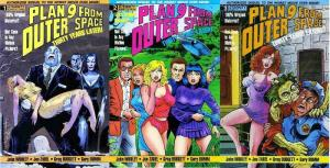 PLAN 9 FROM OUTER SPACE 30 YEARS LATER (1991 ET) 1-3