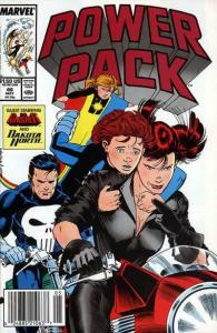 Power Pack (1984 series) #46, NM- (Stock photo)