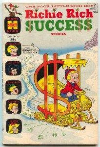 Richie Rich Success Stories #37 1971- Little Dot- Giant F/VF
