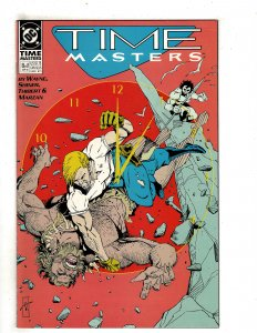 Time Masters #8 (1990) SR27