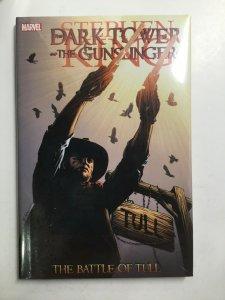 Dark Tower The Gunslinger The Battle Of Tull Tpb Hardcover Near Mint Marvel