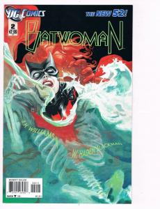 Batwoman # 2 DC Comic Books Hi-Res Scans The New 52 Awesome Issue WOW!!!!!!! S19
