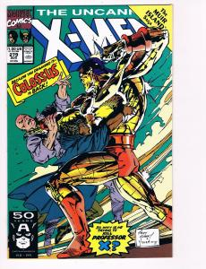 Uncanny X-Men # 279 Marvel Comic Books Hi-Res Scans Modern Age Awesome Issue! S2