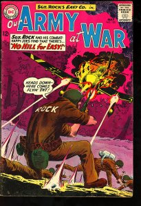 Our Army at War #130 (1963)