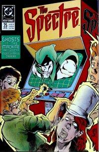 The Spectre #25 (1989)