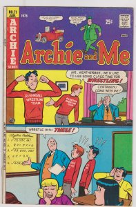 Archie and Me #61