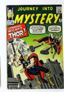 Journey into Mystery (1952 series) #95, Good+ (Actual scan)