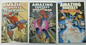Amazing Fantasy Spider-Man run #16 to #18 all 3 different books 8.0 VF (1995)