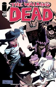 Walking Dead (2003 series) #71, NM (Stock photo)