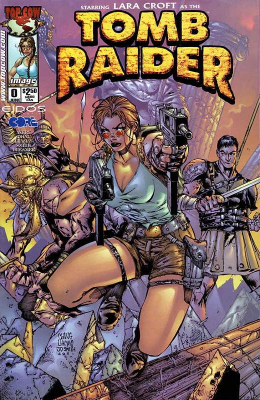 Tomb Raider: The Series #0 VF/NM; Image | save on shipping - details inside