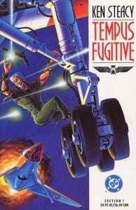 Tempus Fugitive #1 VF; DC | save on shipping - details inside