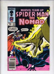 Marvel Team-Up #146 (Oct-84) NM- High-Grade Spider-Man