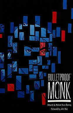 Bulletproof Monk TPB #1 VF/NM Image - save on shipping - details inside