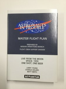 Astronauts In Trouble Master Flight Plan Tpb Near Mint Hardcover Ait/Planetlar