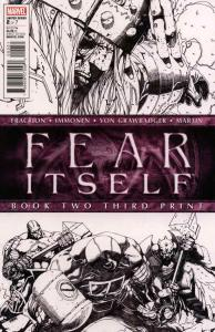 Fear Itself #2 (3rd) VF/NM; Marvel | save on shipping - details inside