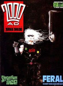 2000 AD (1987 series) #617, NM- (Stock photo)