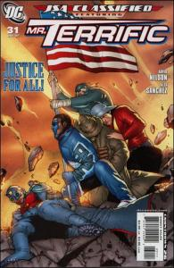 DC JSA: CLASSIFIED #31 VF
