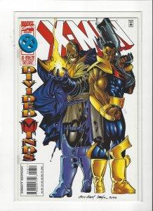 X-men #48 Two Bishops  NM Marvel Comics
