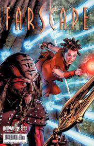 Farscape (2nd Series) #7A VF/NM; Boom! | save on shipping - details inside