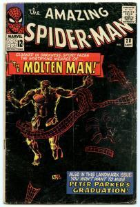 Amazing Spider-man 28 Sep 1965 GD-VG (3.0)