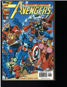 Avengers v3  #1 (Marvel, 1998)