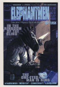 Elephantmen (2006) #8 VF