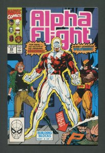 Alpha Flight #89  / 9.6 NM+   October  1990