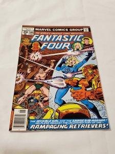 Fantastic Four 195 VF/NM