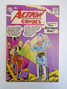 Action Comics 249 in VG condition