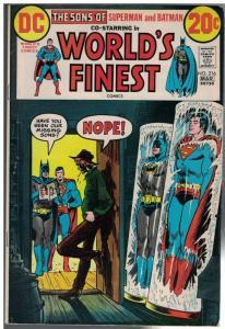 WORLDS FINEST 216 VG-F Mar. 1973 COMICS BOOK